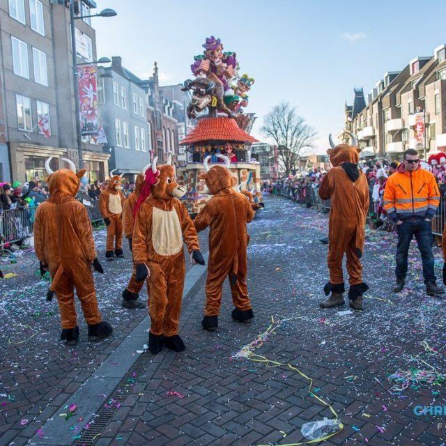 Carnavalsoptocht Roosendaal 2018