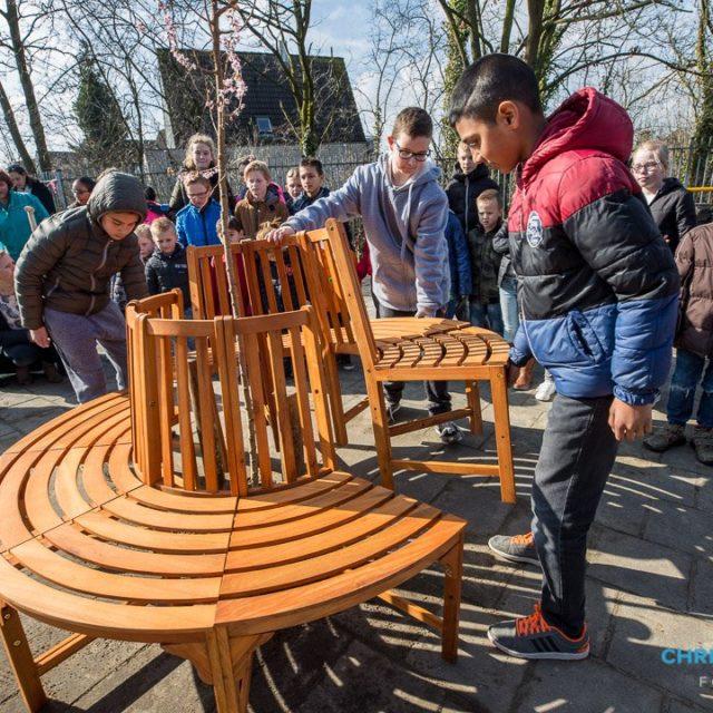 Ruim 2600 bomen en struiken vinden een vaste plek in Roosendaal