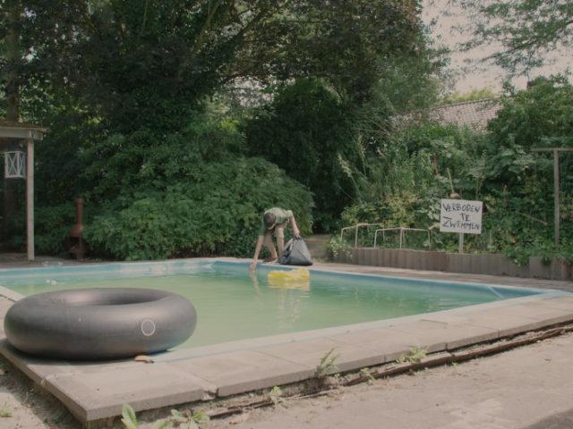 Roosendaler Bas Jansen maakt sprookjesachtige film in Schijf